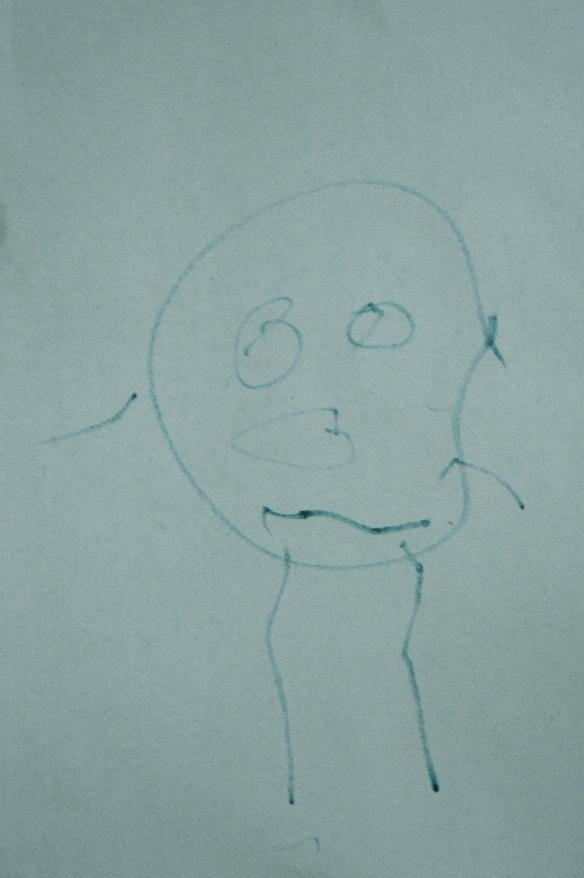 Kaya's 1st Portraiture